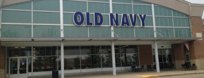 Old Navy is one of Cindy'in Beğendiği Mekanlar.