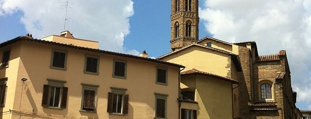 Piazza di San Firenze is one of Florence See.