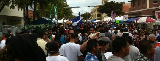 Calle Ocho is one of Brazil in Miami 2013.