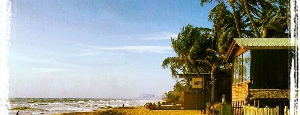 Mount Lavinia Beach is one of sri lanka.
