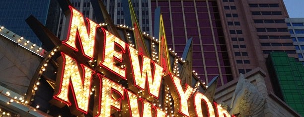 New York-New York Hotel & Casino is one of Vegas Vacation.