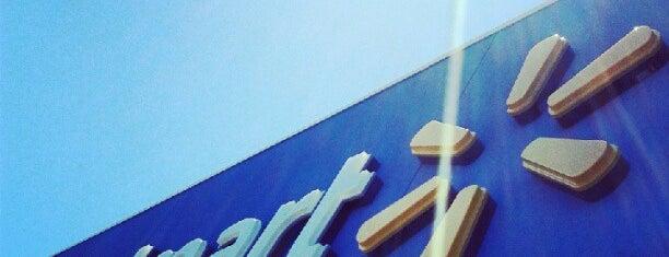 Walmart is one of Locais curtidos por Fer.