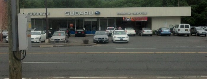 Subaru of New England Dealers