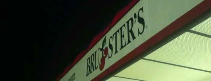 Bruster's is one of Atlanta.