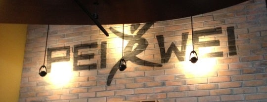 Pei Wei is one of Stephania 님이 좋아한 장소.