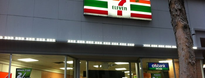 7-Eleven is one of ᴡさんの保存済みスポット.