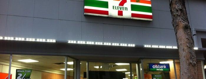 7-Eleven is one of ᴡ: сохраненные места.