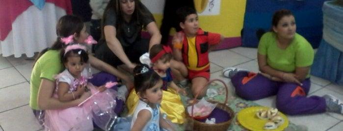 Buffet Dó Ré Mi Kids is one of Orte, die Luis gefallen.