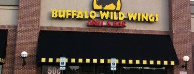 Buffalo Wild Wings is one of Delaware.