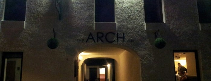 The Arch Inn is one of Scotland.