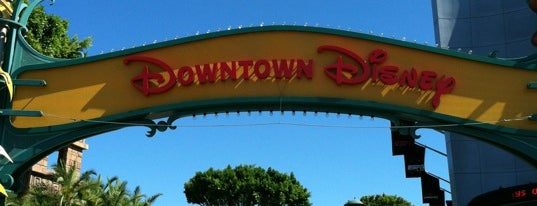 Downtown Disney District is one of California Favorites.