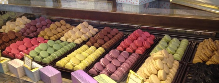 Ladurée is one of Milano.