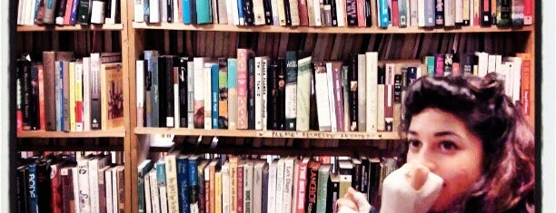 Myopic Books is one of 100 Best Places in Chicago: TOC Staff Picks.