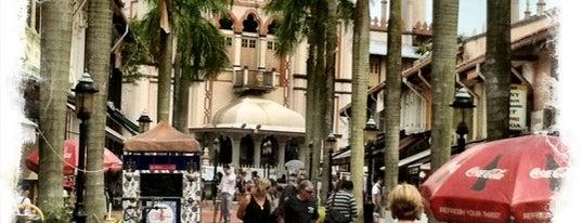 Arab Street is one of Singapore.