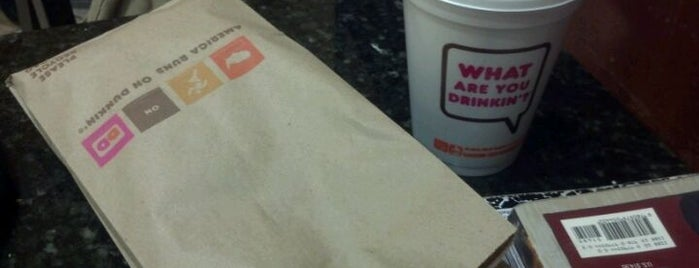 Dunkin' is one of Lugares favoritos de Onur.