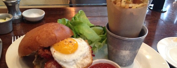 The 15 Best Places For Eggs In The Financial District San