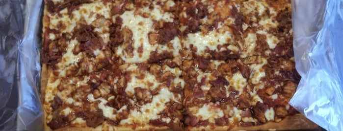 Rocky Rococo is one of Pizza in MKE.
