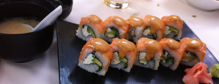 Sushi Itto is one of Lugares favoritos de Paco.