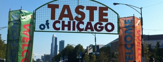 Taste of Chicago is one of Ohio House Motel.