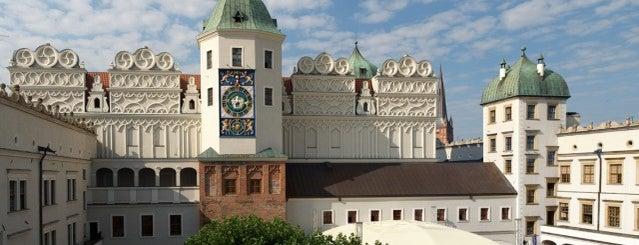 Zamek Książąt Pomorskich is one of Lieux sauvegardés par Sevgi.
