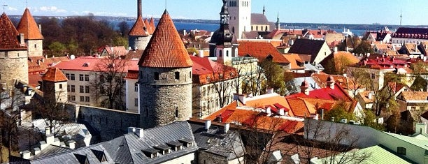 Tallinn is one of Destination Tallinn.