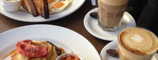Barmuda is one of Sydney food & cafe.