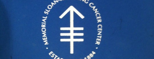 Memorial Sloan Kettering Cancer Center is one of Out & About in NY.
