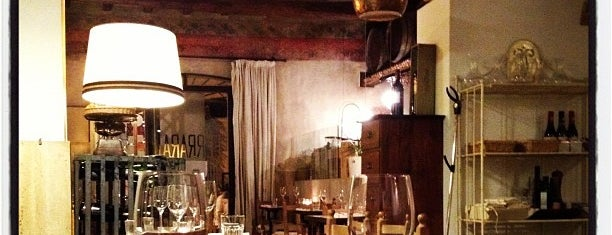 Enoteca Ferrara is one of Rome Bars - Trastevere +.