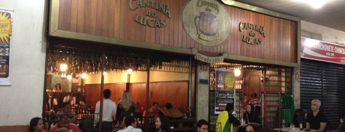 Cantina do Lucas is one of Bares e restaurantes BH.