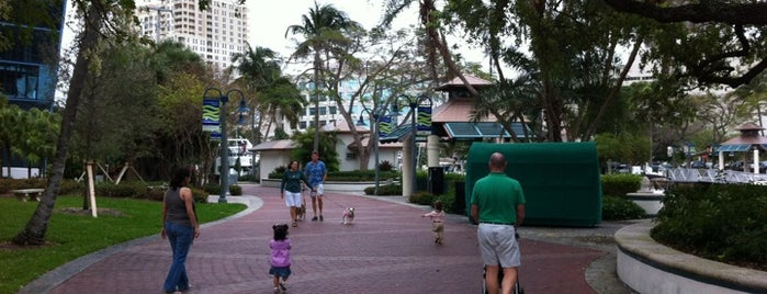 Las Olas Riverfront is one of Top 10 spots in Fort Lauderdale, FL.