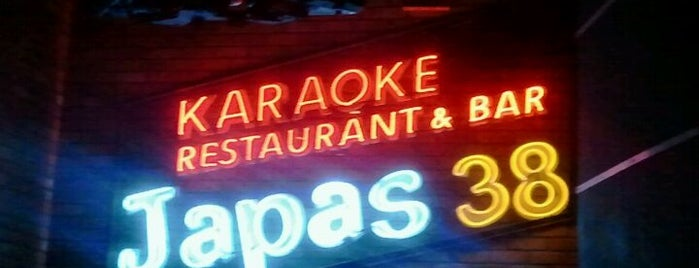 Japas 38 is one of USA NYC Favorite Bars.