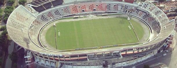Estádio José do Rego Maciel is one of Tempat yang Disimpan JRA.