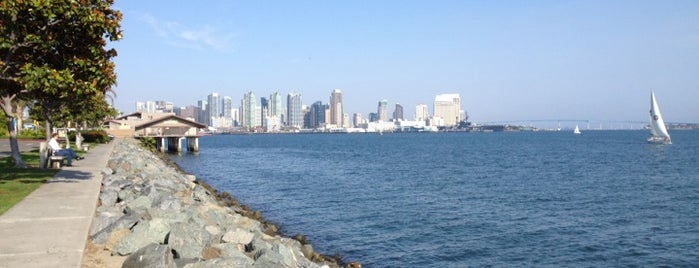 Harbor Island is one of Trip to San Diego.