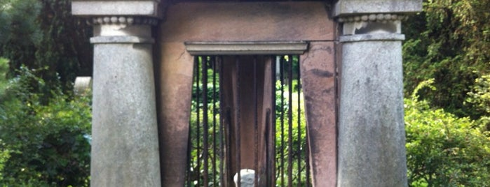 Assistens Kirkegård is one of Dagligdagstips: Mest fra Ydre 2200 +Ydre 2100.