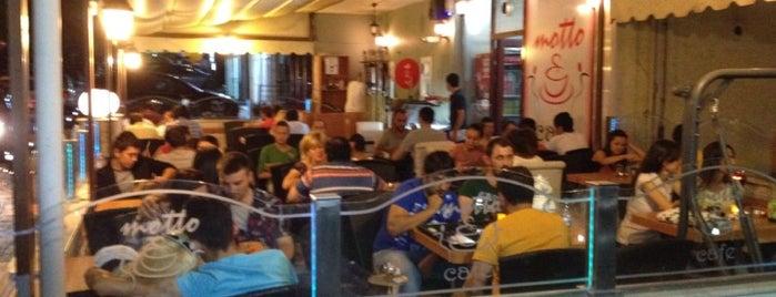 Cafe Motto is one of Posti che sono piaciuti a Burak.