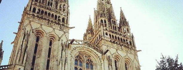 Cathédrale Saint-Corentin is one of Bienvenue en France !.