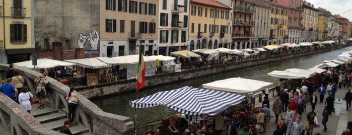 Mercatone dell'Antiquariato is one of Posti salvati di Paula.