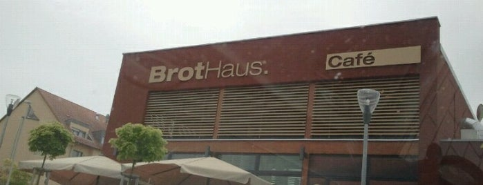BrotHaus is one of Ansbach.