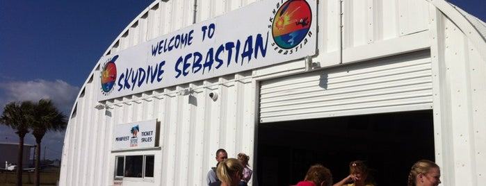 Skydive Sebastian is one of Locais salvos de barbee.