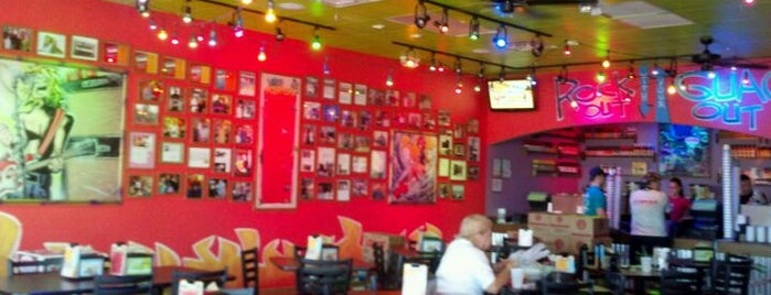 Tijuana Flats is one of Burritorama!.