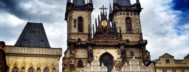 StorefrontSticker #4sqCities: Prague