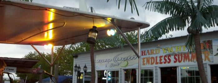 Hard Yacht Cafe is one of Best of the Bay - Dock Bars of Maryland.