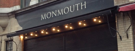 Monmouth Coffee Company is one of England.