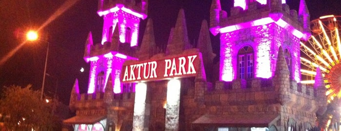 Aktur Park is one of Yasemin Arzu 님이 저장한 장소.