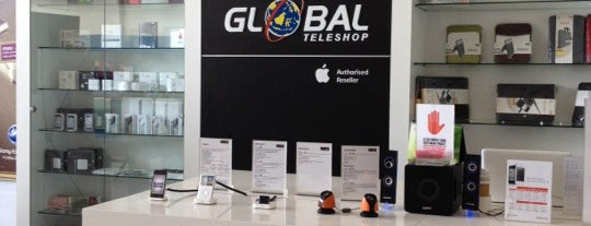 Global Teleshop Super Store is one of Shop Till You Drop.