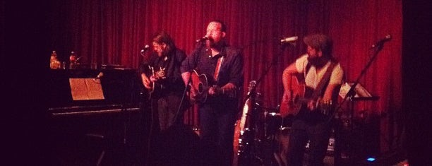Hotel Cafe is one of My to-dos in LA.