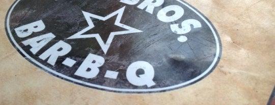 Fox Bros. Bar-B-Q is one of AJC Insider - Level up Badge.