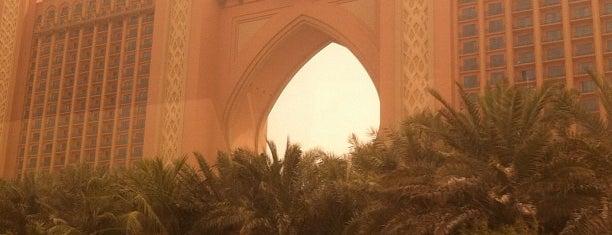 Atlantis The Palm is one of Dubai #4sqCities.
