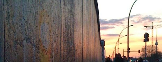 East Side Gallery is one of Berlin Arty.
