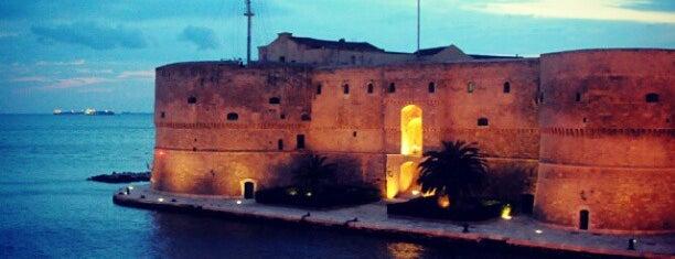 Taranto is one of Orte, die Mariateresa gefallen.